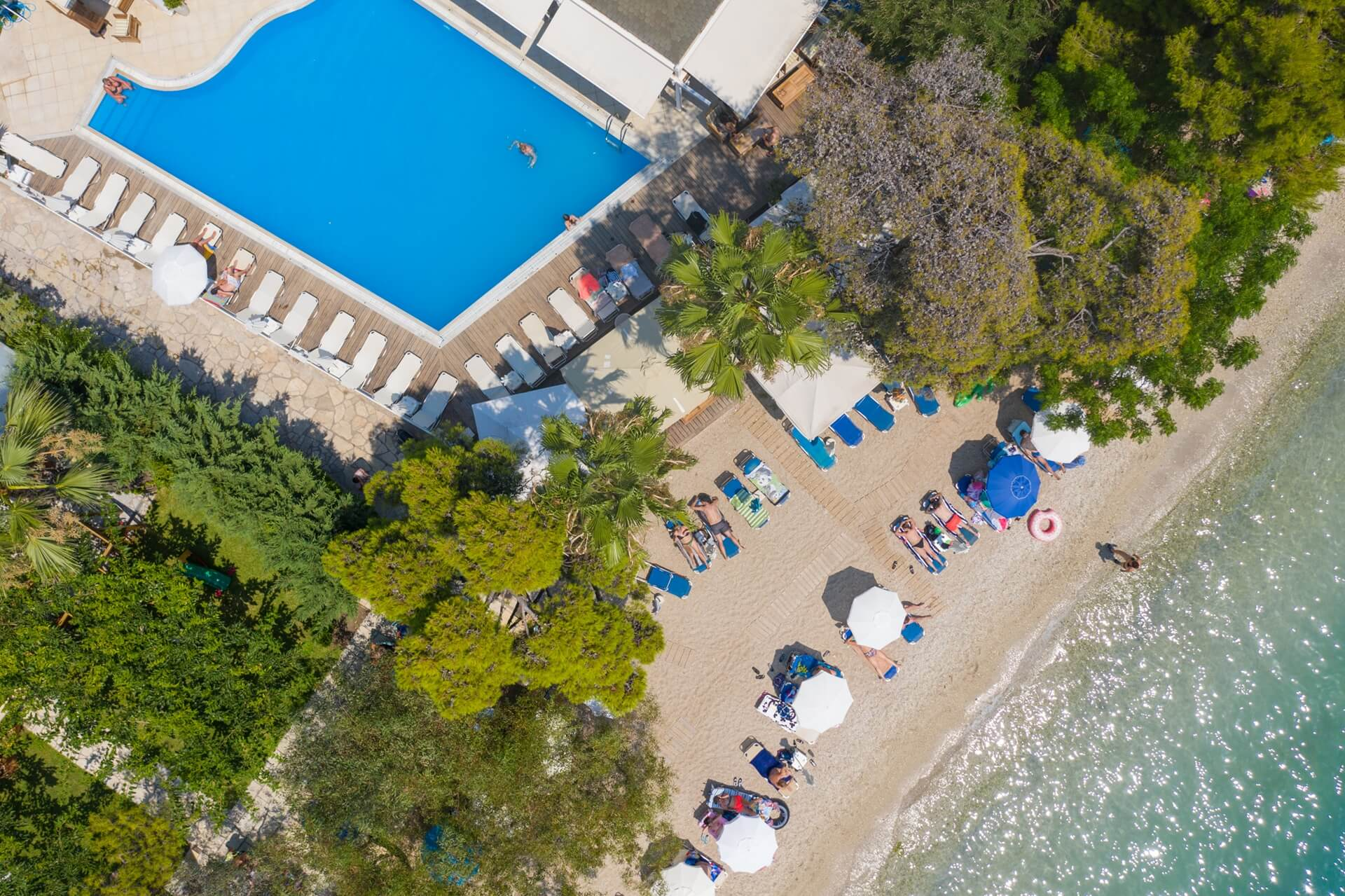 Orion Hotel in Lefkas